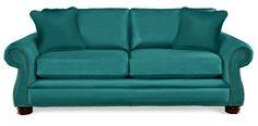 Pembroke Premier Stationary Sofa by La-Z-Boy