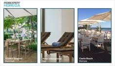 Petreceți o după-amiază de vară într-una dintre locațiile amenajate de designerii Mobexpert Horeca.