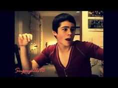 Dylan O'Brien sings Wannabe (Spice Girls) - YouTube  Oh my gosh XD way back when lol