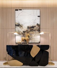 Inspiring ideas for modern hallways and entryways, with a selection by Boca do Lobo of some of the best designer furniture pieces and combinations that will be noticed. Beautiful consoles, exquisite side tables, glaring mirrors, exquisite lighting and every other element that makes entry and hall decor one of the hallmarks of contemporary interior design. Explore our pieces at www.bocadolobo.com/en/products/entryways.php #bocadolobo #luxuryfurniture #exclusivedesign #interiodesign…
