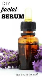 DIY Facial Serum