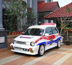 Honda City Turbo ll 1986 (M) - Cars for sale in Johor Bahru, Johor Honda Hatchback, Automobile, Truck Flatbeds, Kei Car, Mini 4wd, Honda City, Honda Models, Johor Bahru, Classic Sports Cars