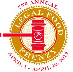 Legal Food Frenzy is around the corner! Friendly Food and Fund Drive Competition!
