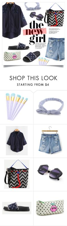 """Just Girl"" by mahafromkailash ❤ liked on Polyvore"