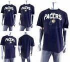 For Sale - NWT NBA Indiana Pacers Mens XL Cotton Crew Neck Basic T-Shirt Tee Blue Logo - See More At http://sprtz.us/PacersEBay
