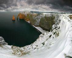 Скалы Этрета, Франция