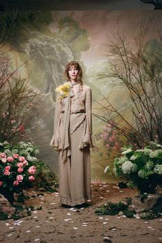 The complete Rodarte Fall 2018 Ready-to-Wear fashion show now on Vogue Runway.