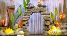 UNDER THE SEA STAGE PROPS - Google Search