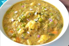 <p>Flavorful and aromatic, this creamy curry will stick to your ribs and satisfy your senses.</p>