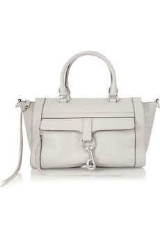 Rebecca Minkoff Bowery leather shoulder bag | THE OUTNET