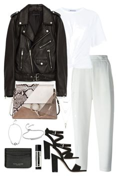 """""""Untitled #4547"""" by theeuropeancloset ❤ liked on Polyvore featuring 3.1 Phillip Lim, T By Alexander Wang, Jakke, Chloé, Charlotte Russe, Gianvito Rossi, Monica Vinader, Michael Kors, Aesop and Marc Jacobs"""