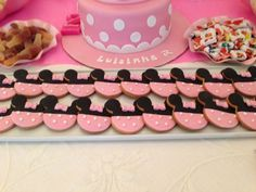 Minnie Pink Party - Mil Pedaços