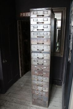Steel Archive Filing drawers