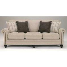 American Furniture Warehouse -- Virtual Store -- 1300038 RR-130S Milari Linen Sofa Ashley