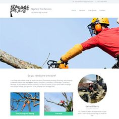 Tree Services, Our portfolio of web designs. Best Web Design, Web Design Trends, Great Websites, Web Design Services, Professional Website, Portfolio Website, Start Up Business, Entrepreneur Inspiration, Web Development