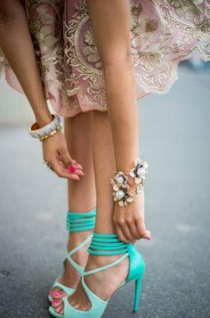 tiffany blue lace dress - Google Search