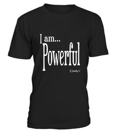 "# I am Powerful Bible Verse Inspirational Christian T-Shirt .  Special Offer, not available in shops      Comes in a variety of styles and colours      Buy yours now before it is too late!      Secured payment via Visa / Mastercard / Amex / PayPal      How to place an order            Choose the model from the drop-down menu      Click on ""Buy it now""      Choose the size and the quantity      Add your delivery address and bank details      And that's it!      Tags: This is the perfect…"