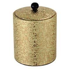 Sisustaminen - Muut sisustustuotteet Bucket With Lid, Pu Leather, Barrel, Bronze, Stainless Steel, Buckets, Food Grade, Cool Stuff, Luxury