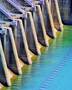 Natomas Dam, Northern California