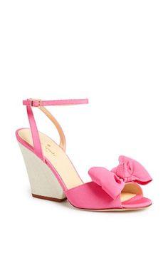 kate spade new york 'iberis' wedge sandal