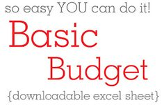 free excel budget tracker budget and saving pinterest excel