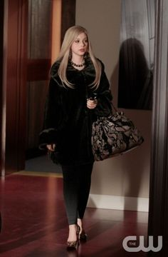 """Last Tango, Then Paris""  Pictured: Michelle Trachtenberg as Georgina  Photo Credit: Giovanni Rufino / The CW   2010 The CW Network, LLC. All Rights Reserved."