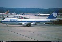 Sabena Boeing 747-129(M)