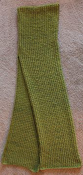 Ravelry: Fast and Easy Hooded Scarf pattern by Wendy D. Johnson