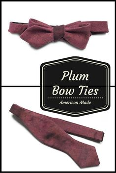 This self tying, adjustable #bow #tie can be dressed up or down, paired with a more casual button down or a #suit. #fashion
