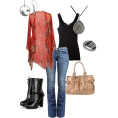 Lunch Date, created by medeak.polyvore.com