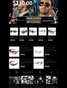 Leo Eyewear Template for Joomla 2.5