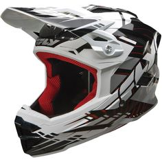 Sale on Fly Racing Default Men's BMX Race Helmet 2012 - Motorhelmets Dirt Bike Gear, Motocross Gear, Bmx Racing, Biker Gear, Racing Helmets, Online Bike Store, Full Face Helmets, Four Wheelers, Leather Carving