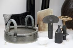 Han Coper ceramics on display at the Centre of Ceramic Art (CoCA), York Art Gallery. York Art Gallery, York Museum, Tower Of Babel, Contemporary Ceramics, Ceramic Art, Centre, British, Collections, Display