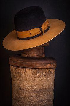 Nick Fouquet Hatmaker- custom made hats in Venice, CA. Sun Hats For Women, Hats For Men, Ladies Hats, Gentleman Hat, Western Hats, Cowgirl Hats, Cowgirl Chic, Western Wear, Custom Made Hats