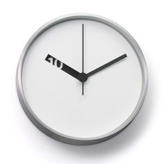 clock, product design