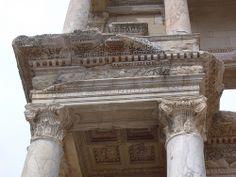 Library of Celsus Ephesus   Flickr – Condivisione di foto!