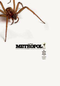 La Luna de Metropoli Book Design, Cover Design, Web Design, Graphic Design, Editorial News, Editorial Design, Man 2, Newspaper Cover, Amazing Spider
