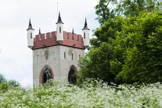 The turret of Mustio Castle Finland Castles, My Dream, Things To Come, Traditional, Adventure, Mansions, Country, Architecture, House Styles