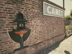 Estación #Camet #MarDelPlata #MDQ #CarnetDeVoyage