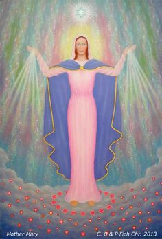 World Mother Mary. Mål/size: 55 x 81 cm. Pris/Price: DKK 6.000,- Indrammet/framed. fichart@webspeed.dk