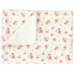 This lovely pram blanket is perfect for keeping baby warm on chilly days. Cath Kidston!