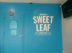 Sweet Leaf Dispensary in Denver, CO  Free joint on your first visit ;)