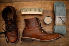 Chippewa Service Boot - Renegade Tan #MensBoots