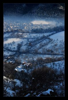This photo from Brasov, East is titled 'Winter Scenery'. Snow In Europe, Wonderful Places, Beautiful Places, Travel Specials, Winter Scenery, Nature Scenes, Eastern Europe, Winter Holidays, Places To Go