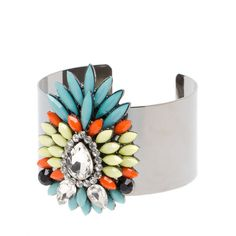 okay is it just me, or does everyone fall in love with a gorgeous statement cuff while trying it on (because I feel like cleopatra). Then as soon as I wear it out anywhere  automatically feel like I'm trying too hard to be stylish?