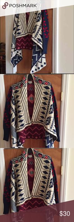 """New Boutique cardigan This cardigan is from the brand """"Hot & Delicious"""" an emerging L.A. label. High quality, well made cardigan. Tag is a Small/Medium. Perfect condition!! Ready for its new home! Hot & Delicious  Sweaters Cardigans"""