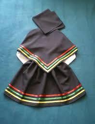 Resultado de imagen de trajes tipicos de chile