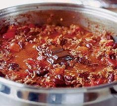 Chilli con carne recipe - Recipes - BBC Good Food