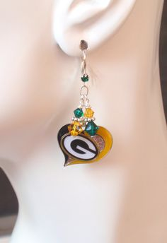 932c31b8a639d 9 Top Green Bay Packers images | Green Bay Packers, Charms, Pendants
