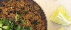 Kjøttdeig karri Chana Masala, Beef, Cooking, Ethnic Recipes, Food, Inspiration, Meat, Kitchen, Biblical Inspiration